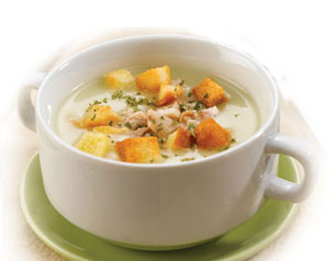 Country Style Chicken Soup - Kenny Rogers Roasters