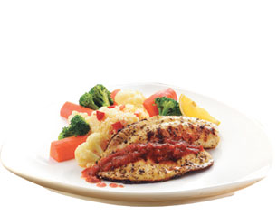 Grilled Fish Fillet - Kenny Rogers Roasters