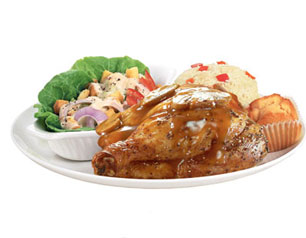 Kenny's Chicken Garden Meal - Kenny Rogers Roasters