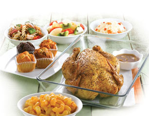 Kenny's Family Meal - Kenny Rogers Roasters