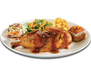 Kenny's Hal Meal - Kenny Rogers Roasters