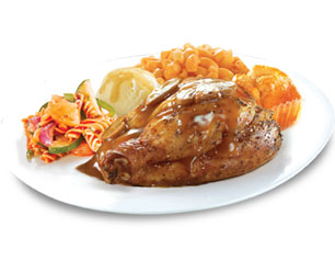 Kenny's Quarter Meal - Kenny Rogers Roasters