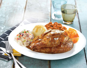 Red Hot Meal - Kenny Rogers Roasters
