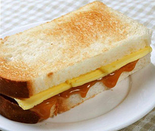 Kluang Station Toast Slice