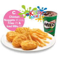 Chicken Nugget Meal - Marrybrown