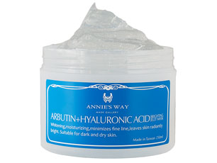 Annie's Way Arbutin Hyaluronic Acid Brightening Jelly Mask - MaskSlim