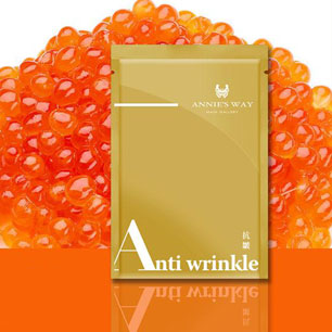 Annie's Way Salmon Caviar Extract Mask Anti Wrinkle Series - MaskSlim