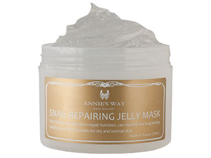 Annie's Way Snail Repairing Jelly Mask - MaskSlim