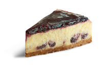 Blueberry Cheesecake - McCafe