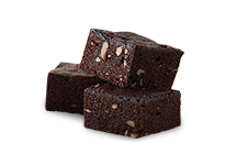 Chocolate Brownie - McCafe