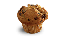 Chocolate Chip Muffin - McCafe