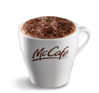 Hot Chocolate  - McCafe