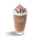 Iced Chocolate - McCafe