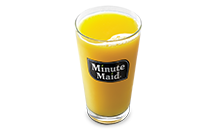 Minute Maid Orange Juice - McDonald's