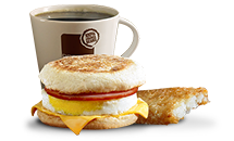 Egg McMuffin - McDonald's