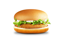 Chicken Burger - McDonald's