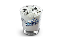 Oreo McFlurry - McDonald's