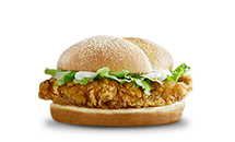 Spicy Chicken McDeluxe - McDonald's