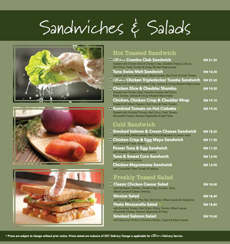 Obriens Sandwiches & Salads - O'Briens Irish Sandwich Cafe