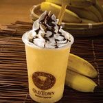 Banana Smoothie - OldTown White Coffee