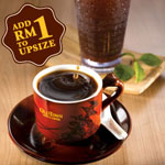 Black Tea (Hot or Cold) - OldTown White Coffee