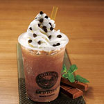Chocolate Mint Freezy - OldTown White Coffee