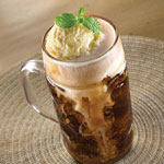 Coca Cola Float - OldTown White Coffee