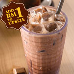 Enriched Chocolate (Hot or Cold) - OldTown White Coffee