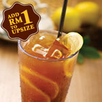 Fresh Lemon Tea (Hot or Cold) - OldTown White Coffee