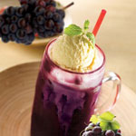 Grape Float - OldTown White Coffee