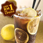 Lemon Coke - OldTown White Coffee