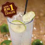 Lime Juice - OldTown White Coffee