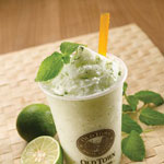Lime Yogurt Smoothie - OldTown White Coffee