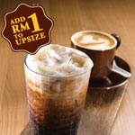 Nan Yang C (Hot or Cold) - OldTown White Coffee