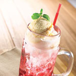 Rose Float - OldTown White Coffee