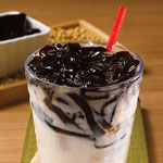 Soya Milk Cincau Cold - OldTown White Coffee