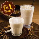 Soya Milk (Hot or Cold) - OldTown White Coffee
