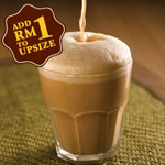 Teh Tarik (Hot or Cold) - OldTown White Coffee