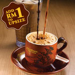 Cham (Hot or Cold) - OldTown White Coffee