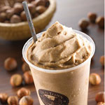 White Coffee Hazelnut Freezy - OldTown White Coffee