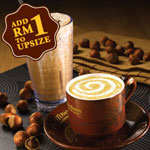 Hazelnut (Hot or Cold) - OldTown White Coffee