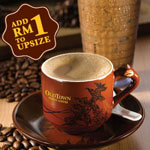 White Coffee (Hot or Cold) - OldTown White Coffee