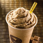 White Coffee Mocha Freezy - OldTown White Coffee