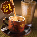 Xi Mut Milk Tea (Hot or Cold) - OldTown White Coffee