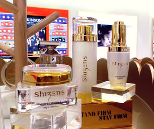 Shizens Beauty Products - Shizens at Malaysia Airport KLIA2
