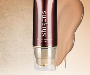 Sheer Tint Foundation - Shizens at Malaysia Airport KLIA2