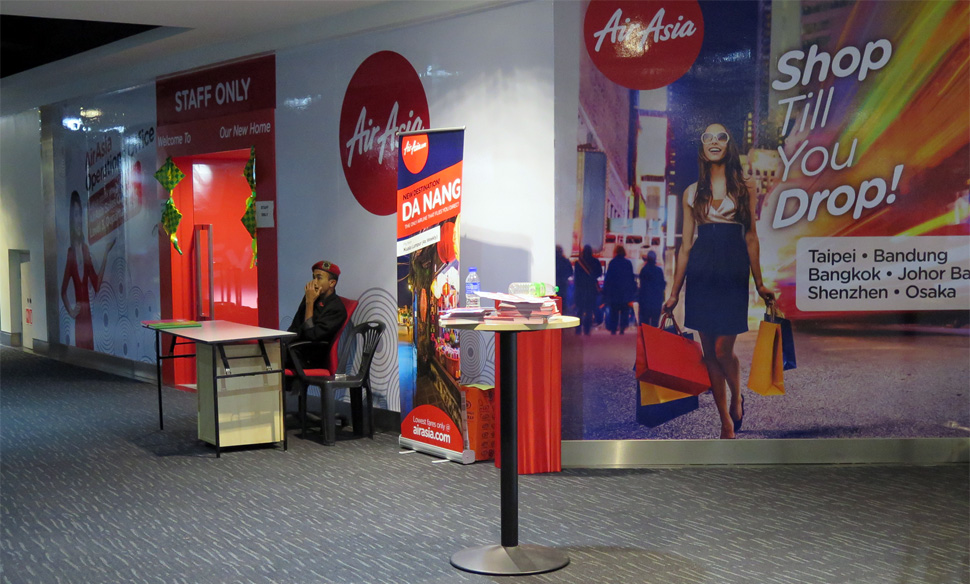 AirAsia Office, klia2