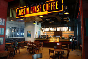 Austin Chase Coffee, Level 2, Gateway@KLIA2