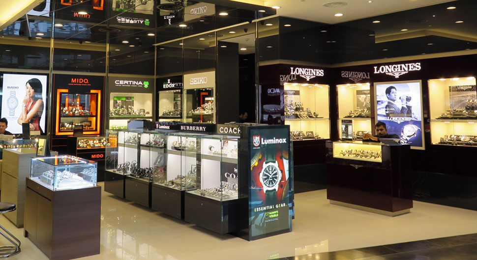 AWG Fine Watches, KLIA2