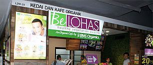 Be Lohas Vegetarian Cuisine at KLIA2